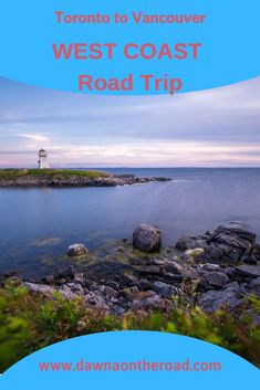 Curious about a west coast road trip? We took 43 days to cover over km from Toronto to Vancouver and a quick US stop to Portland, Oregon. Tons of FUN! West Coast Road Trip, Natural Preservatives, Earn Money From Home, Best Memories, British Columbia, Vancouver, Portland Oregon, Canada, Toronto
