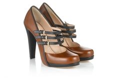 them shoes. Delavie Pumps by Bally Work Fashion, Fashion Shoes, Women's Fashion, Fashion Updates, Women's Pumps, Heels, Mary Jane Shoes, Dream Shoes, Unique Outfits