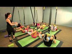 ▶ TRX Suspension Training Pilates with Karin Klinke • Koblenz • Germany - YouTube