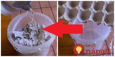 Táto mamička nás inšpirovala s myšlienkou, ktorá sa len-tak nevidí. Už sme tu mali mnohé nápady na dekoráciu z prázdnych kartónov od vajec, ale toto je naozaj niečo celkom iné. Ide o perfektný nápad ako premeniť kartóny od vajec na falošné dekoračné tehly do interiéru. Neuveríte, ako perfektne to môže vyzerať. Môžete si s nimi... Candles In Fireplace, Paper Weaving, Recycling, Ice Cream, Handmade, Diy, Home Decor, Boxes, Xmas