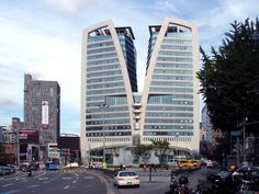 Image result for seoul buildings
