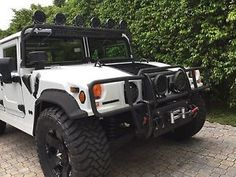 1999 hummer h1 - Categoria: Avisos Clasificados Gratis  Item Condition: Used1999 HUMMER H165 turbo diesel with 4L80e transmission with under 41K miles full custom all cree led headlights all auxiliary lights are custom blacked out reflectors over1200 watts its overkill custom light bar custom front bumper custom steering wheel 20 inch rims New nitto tires billet entropy hub hub covers with windows front and rear recording cameras back up cameras front and rear turbo boost gauge custom CTIS…