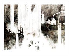 House by the Falls, Jon Klassen
