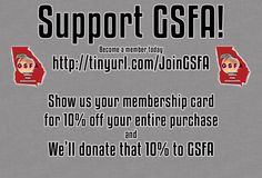 Starting this weekend on May 1st VapeRite will offer a 10% discount to GSFA members when they show their membership card! VapeRite is going to turn back around and donate that 10% to the GSFA!! All VapeRite store locations