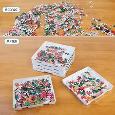 PUZZLE SORTING TRAY | Better Senior Living