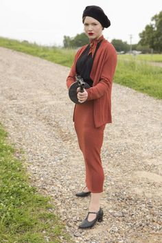Still of Holliday Grainger in Bonnie and Clyde (2013)-1930's