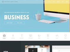 Landing Page of the Month: May 2014 - Ice Landing Page Design