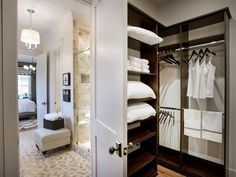 - Master Closet Pictures From HGTV Smart Home 2014 on HGTV