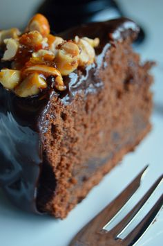 Chocolate Dreams, Chocolate Cake, Cheesecakes, Sweet Cakes, Cakes And More, Sweet Recipes, Cupcake Cakes, Food And Drink, Cooking Recipes