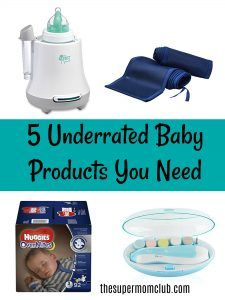 5 Sentimental Gifts For Babys First Birthday
