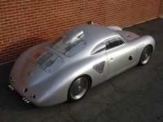 Porsche 356 A Silver Bullet 1955