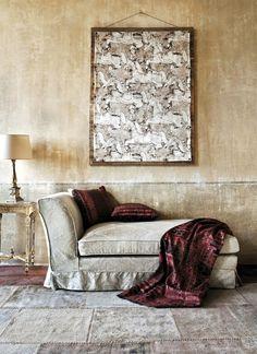Breng Indonesië in je huis met de Java collectie #intede #fabric #design