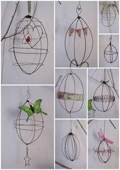 Wire birdcage tutorial
