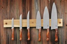 крепление для ножей