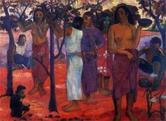 Paul Gauguin, Perfect days on ArtStack #paul-gauguin #art