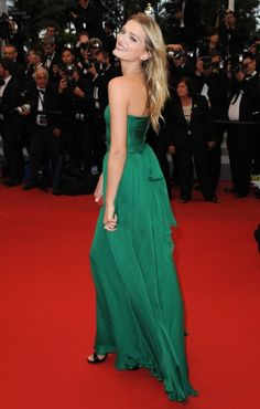 Lily Donaldson Cosmopolis Premiere 65th Annual Cannes Film Festival May 25 2012