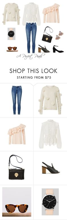 """""""A Perfect Peach"""" by pinkfalmingo on Polyvore"""