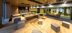 Open space už nestačí. Firmy lákajú zamestnancov na moderné kancelárie | Týždenník TREND | TREND.sk