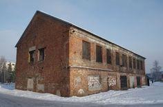 red-brick warehouse
