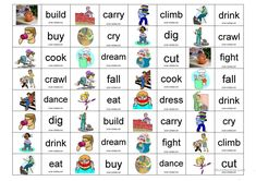 A collection of English ESL worksheets for home learning, online practice, distance learning and English classes to teach about domino, domino English Articles, English Resources, English Activities, English Lessons, English Games, Kids English, Learn English, English Class, English Vocabulary