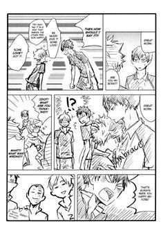 Thank you, Anikyu! Type: Doujinshi Title: Thank you, Anikyu! Author: Bubunhanten Pairing: Kageyama Tobio/Hinata Shouyou Rating: PG Language: English Summary: This is a short booklet.