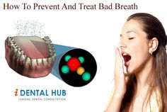 People having bad breath wonder why then have bad breath at first place. Main reasons for bad breath can be due to poor hygiene. Brushing, Flossing, Tongue Cleaning are important for stopping bad breath.
