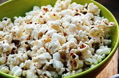Popcorn Snack Attack! 8 Awesome Toppings for Popcorn