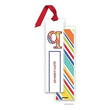 Bookmarks from from For All Occasions / Clarkstationery.com.  A perfect gift for a student or book lover!