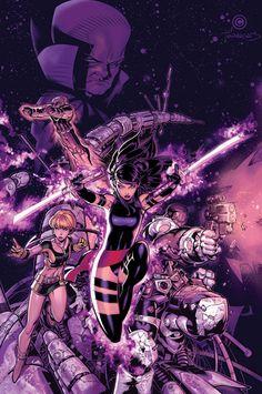 Uncanny X-Men #473 Cover