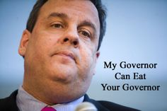 My Governor Can Eat Your Governor