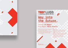 TEDxLUISS on Behance