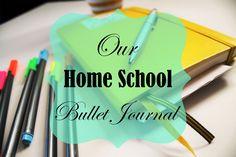 home school bullet journal