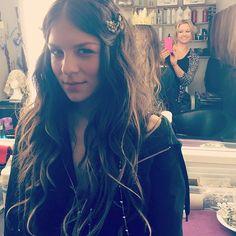#Vikings Season 4 Princess Gisla https://www.instagram.com/p/5UEPvnLE1v/?taken-by=mpolanski