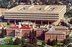 Walter Reed Army Medical Center 1991.