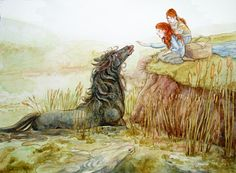 Post with 5300 votes and 238330 views. Shared by ZeusLustfulBalls. Six Celtic Mythological Creatures you may not know Weird Creatures, Magical Creatures, Fantasy Creatures, Kelpie Horse, Celtic Mythology, Greek Mythology, Legends And Myths, Mythological Creatures, Irish Mythology Creatures
