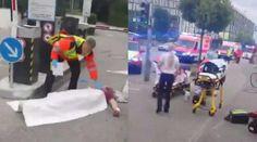 Tiroteo En Un Centro Comercial De Múnich: La Policía Confirmó Al Menos 9 Muertos