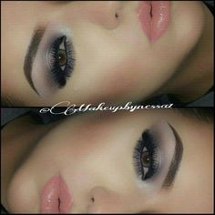 Soft & Sultry Makeup. Head over to Pampadour.com for product suggestions! #makeup