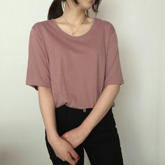 Korean Fashion Trends you can Steal – Designer Fashion Tips Korean Girl Fashion, Korean Fashion Trends, Ulzzang Fashion, Retro Fashion, Girls Fashion Clothes, Teen Fashion Outfits, Clothes For Women, 2000s Fashion, Ootd Fashion