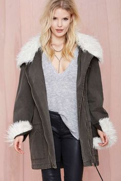 Somedays Lovin Be Good Anorak | Shop Clothes at Nasty Gal