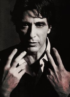 The problem with me is, I guess, the way I express myself, you have to be with me 50 years before you can get a sense of what I'm talking about.   - Al Pacino