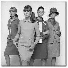 El baúl de Pepe: Fotografías fashion moda años 60s