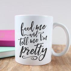 This honest mug. | 23 Lovely Little Valentine's Day Gifts For Non-Romantics