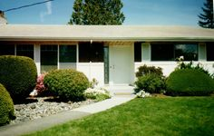 Adding curb appeal -