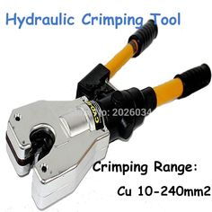415.00$  Watch here - http://ali8nn.shopchina.info/1/go.php?t=32559829573 - Hydraulic Crimping Tools Safety Hydraulic Hand Dieless Crimping Tool 10-240mm2 for Cable Wire Lug CYO-6B   #buyonlinewebsite