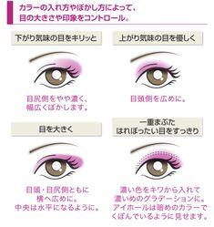 on in 2020 Chinese Makeup, Korean Eye Makeup, Asian Makeup, Kawaii Makeup, Kawaii Nails, Make Up Looks, Makeup Inspo, Makeup Tips, Makeup Ideas