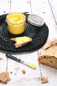 Beurre de mangue... mais que ça à l'air bon cette petite chose toute simple ! Vite, vite, vite