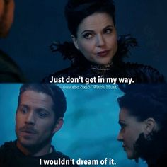 Robin Hood and the Evil Queen