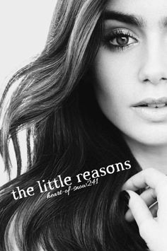 the little reasons by heart-of-snow241