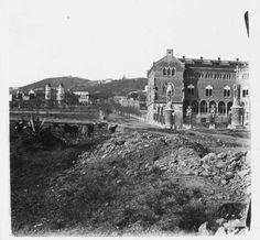Hospital de Sant Pau, 1912 #barcelona