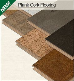 Cork flooring - bathroom flooring GreenClaimed® floorboardsGreenClaimed® Plank Cork Flooring gives cork floors the appearance of a hardwood floor and can be installed where hardwoods should not be used like kitchens and bathrooms.Cork flooring: eight Modern Flooring, Terrazzo Flooring, Plank Flooring, Concrete Floors, Vinyl Flooring, Hardwood Floors, Flooring Ideas, Planks, Flooring Shops